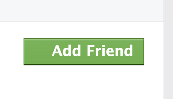 how to add friend on facebook without others knowing