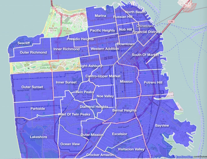 Welcome to the Polygon: Contested Digital Neighborhoods and